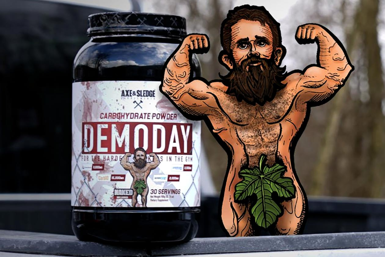naked demo day