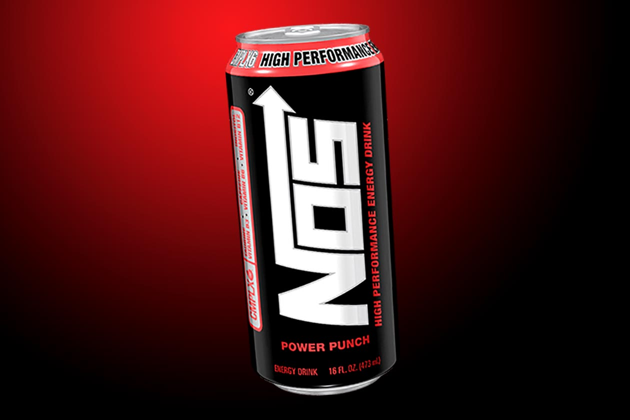 Power Punch Nos Energy Drink Now Available At A Store Near You