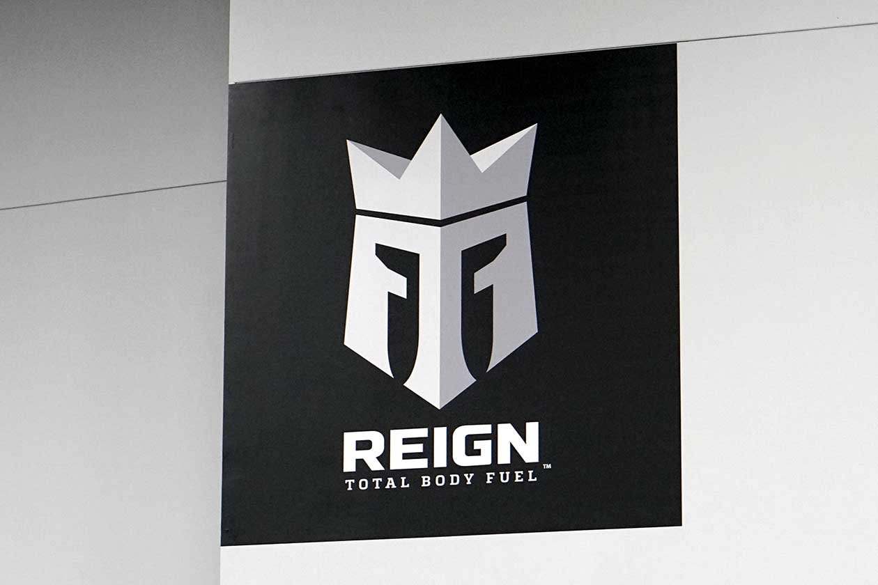 Reign Total Body Fuel makes itself known at the Arnold