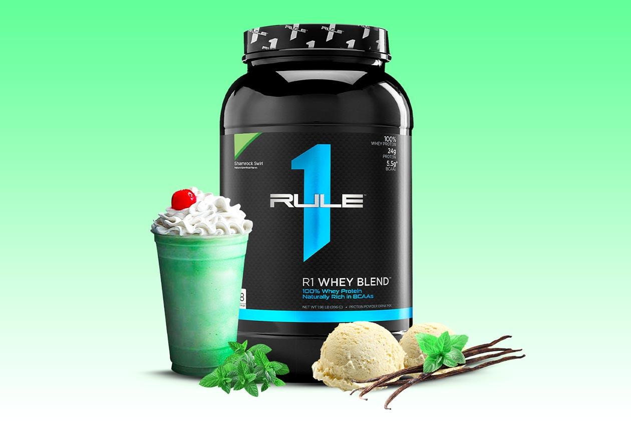shamrock shake r1 protein
