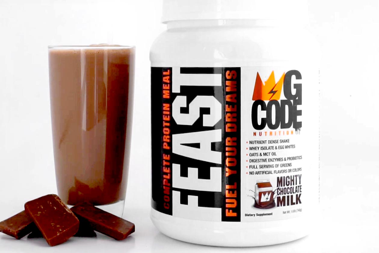 gcode nutrition feast