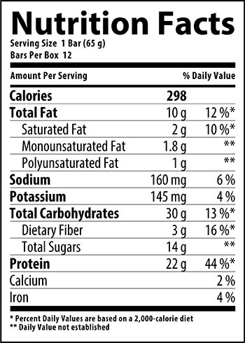 nutrabolics feed bar