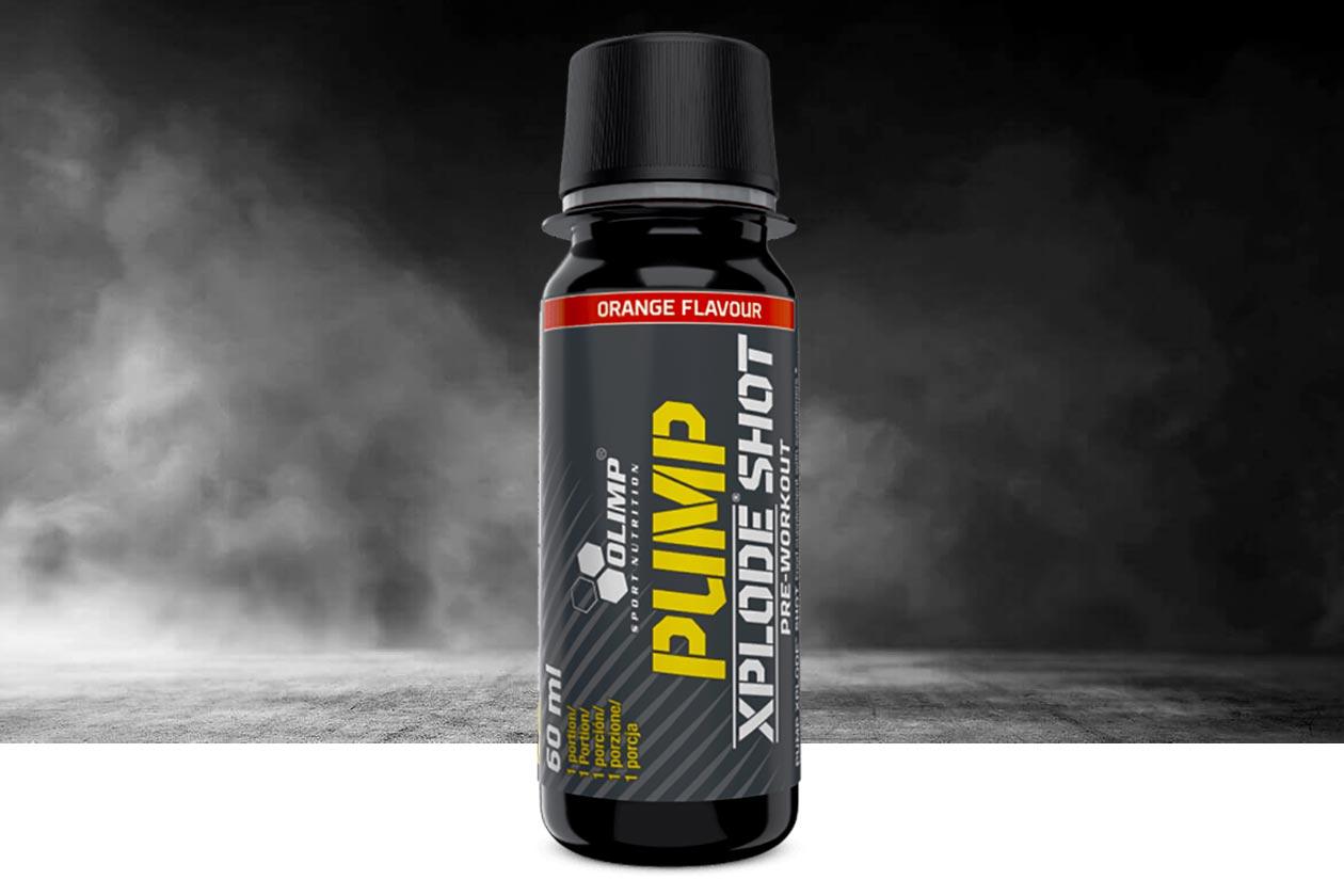 olimp pump xplode shot