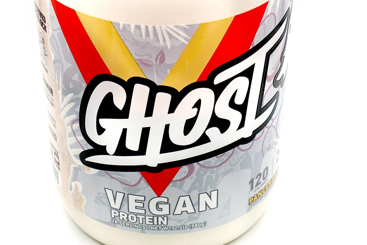 pancake batter ghost vegan review