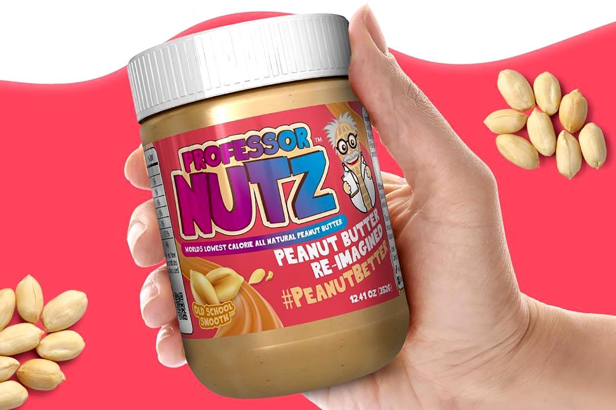 professor nutz peanut butter