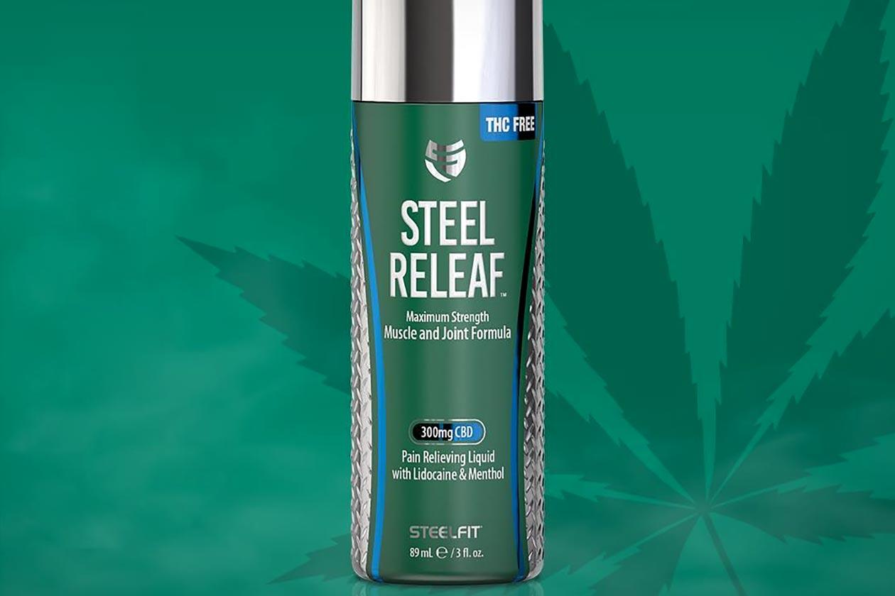 steelfit steel releaf