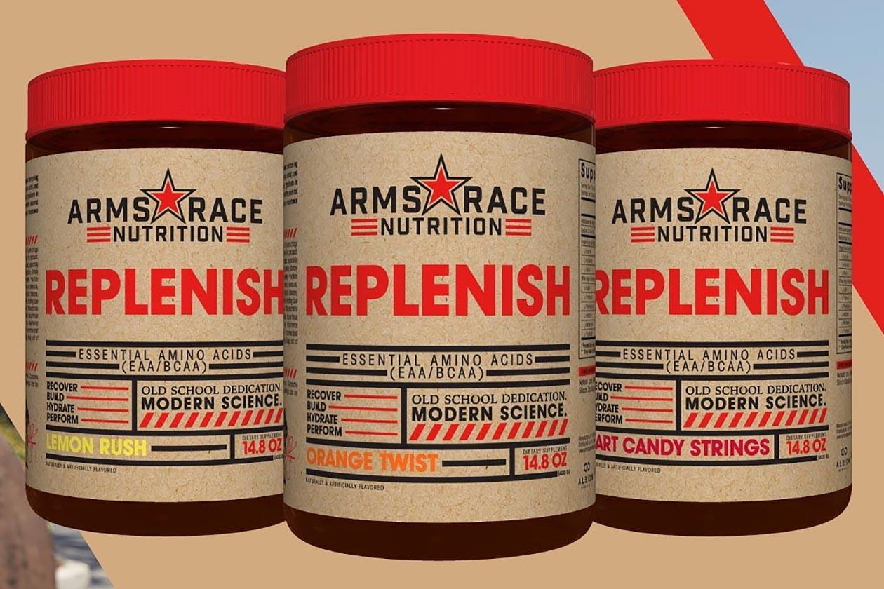 arms race nutrition replenish