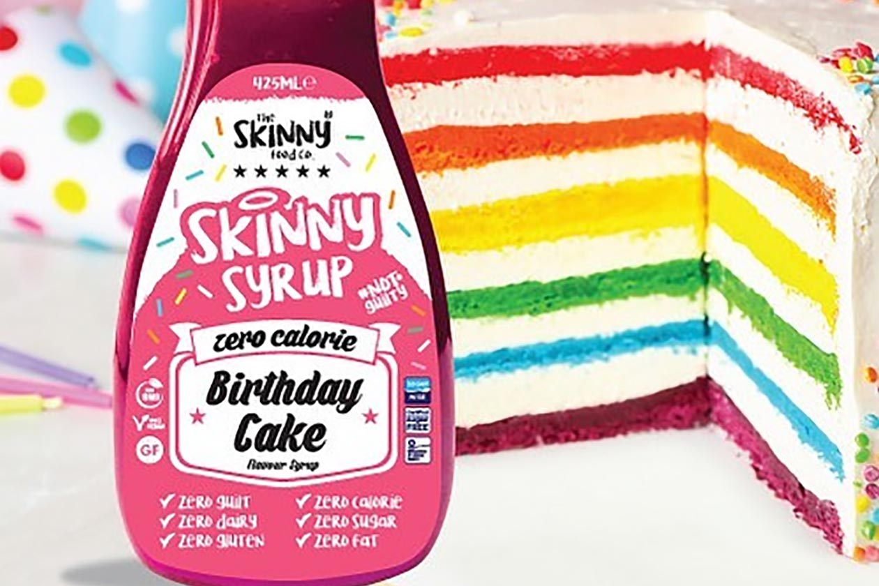 Pleasant Sweet Birthday Cake Flavor On The Way For The Zero Calorie Skinny Birthday Cards Printable Riciscafe Filternl
