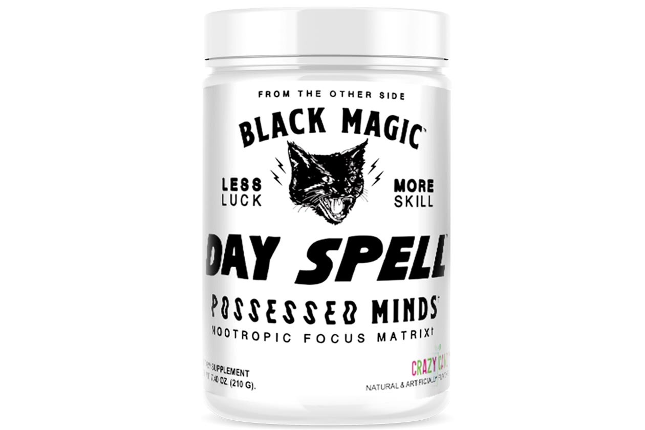 Black Magic shares the first look at Day Spell, its
