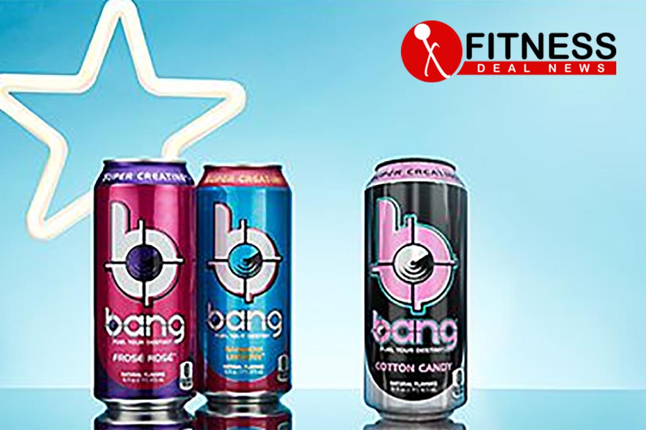 Fdn Deal Alert Four Cases Of Bang For A Heavily