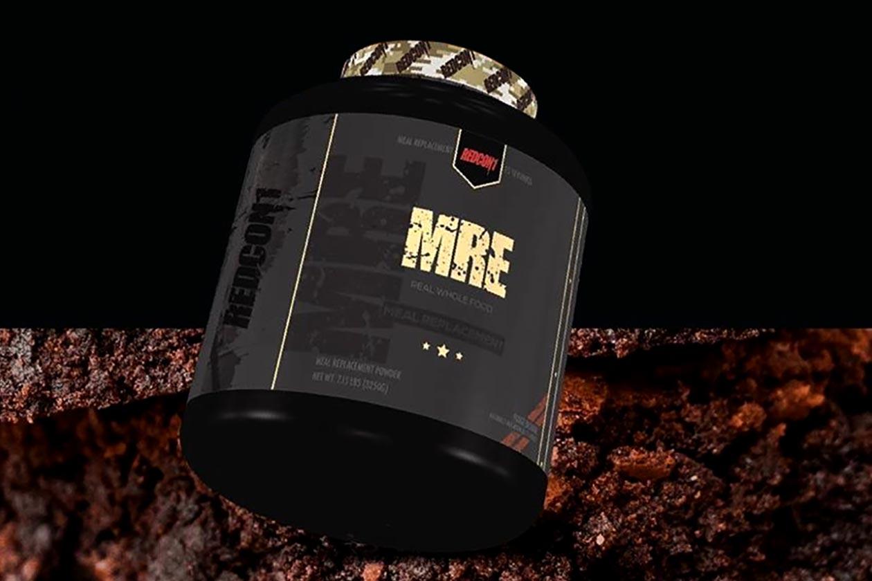 fudge brownie redcon1 mre