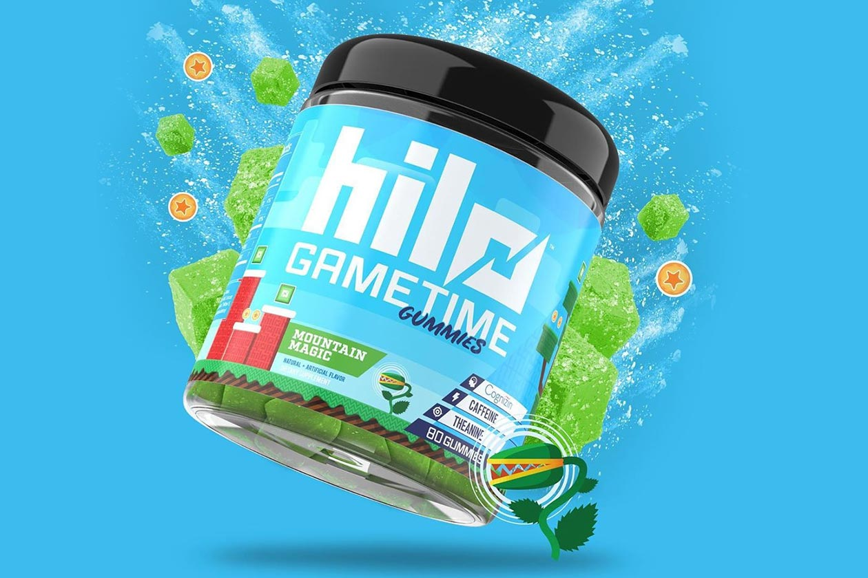 hlio game time gummies