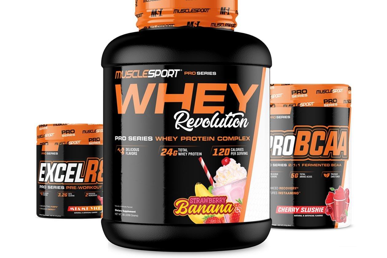 muscle sport pro series