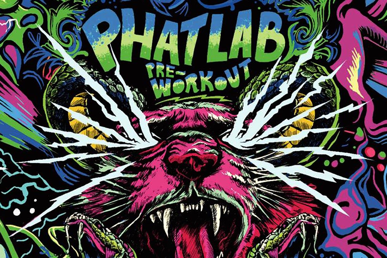 phat lab pre-workout