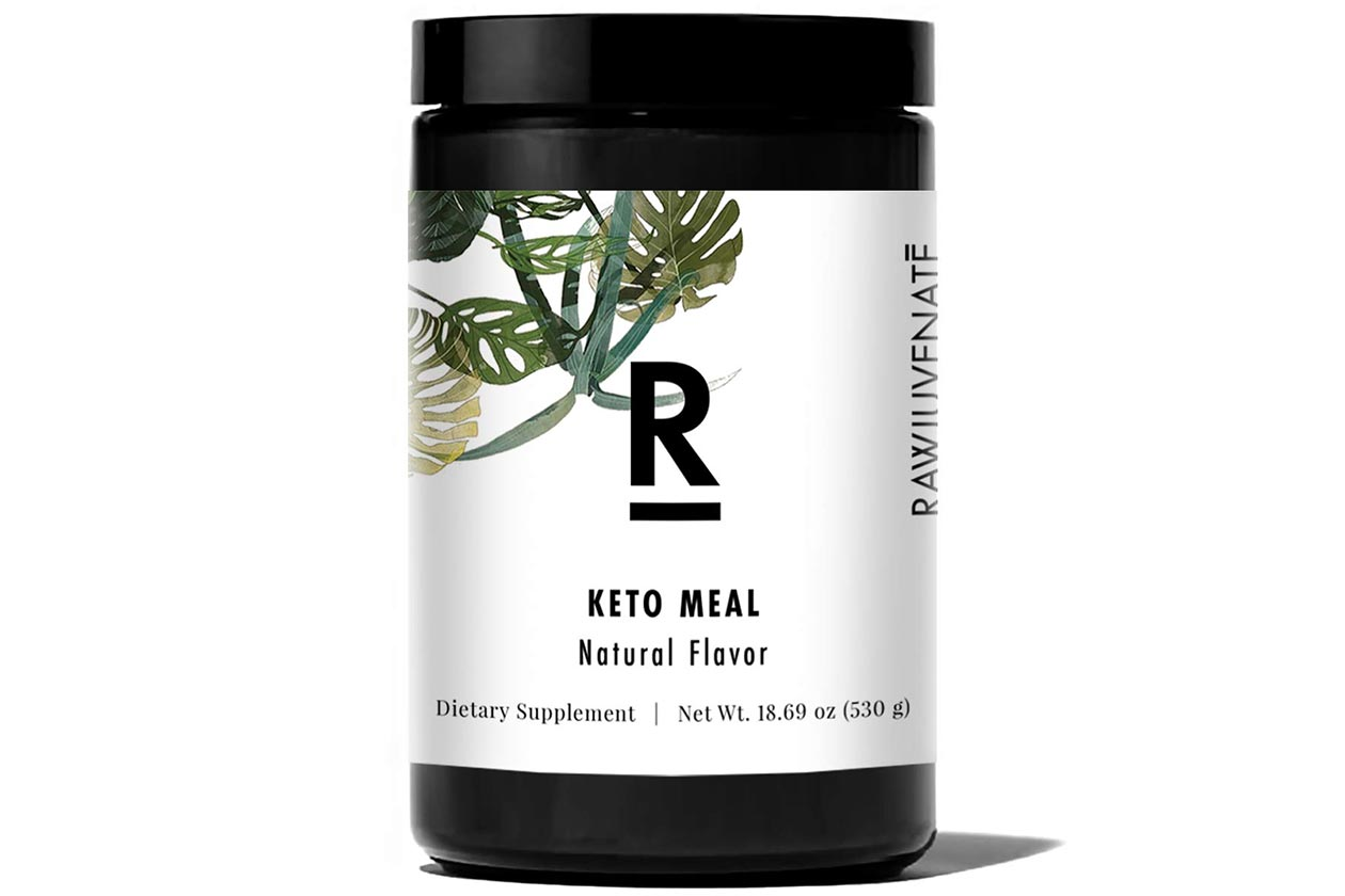 rawjuvenate keto meal