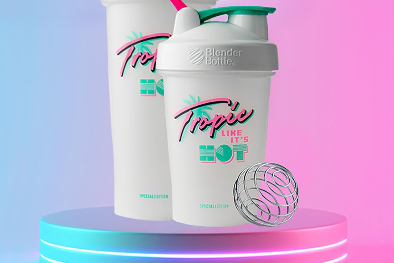 tropic like its hot blenderbottle