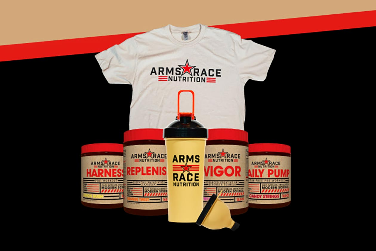 arms race nutrition
