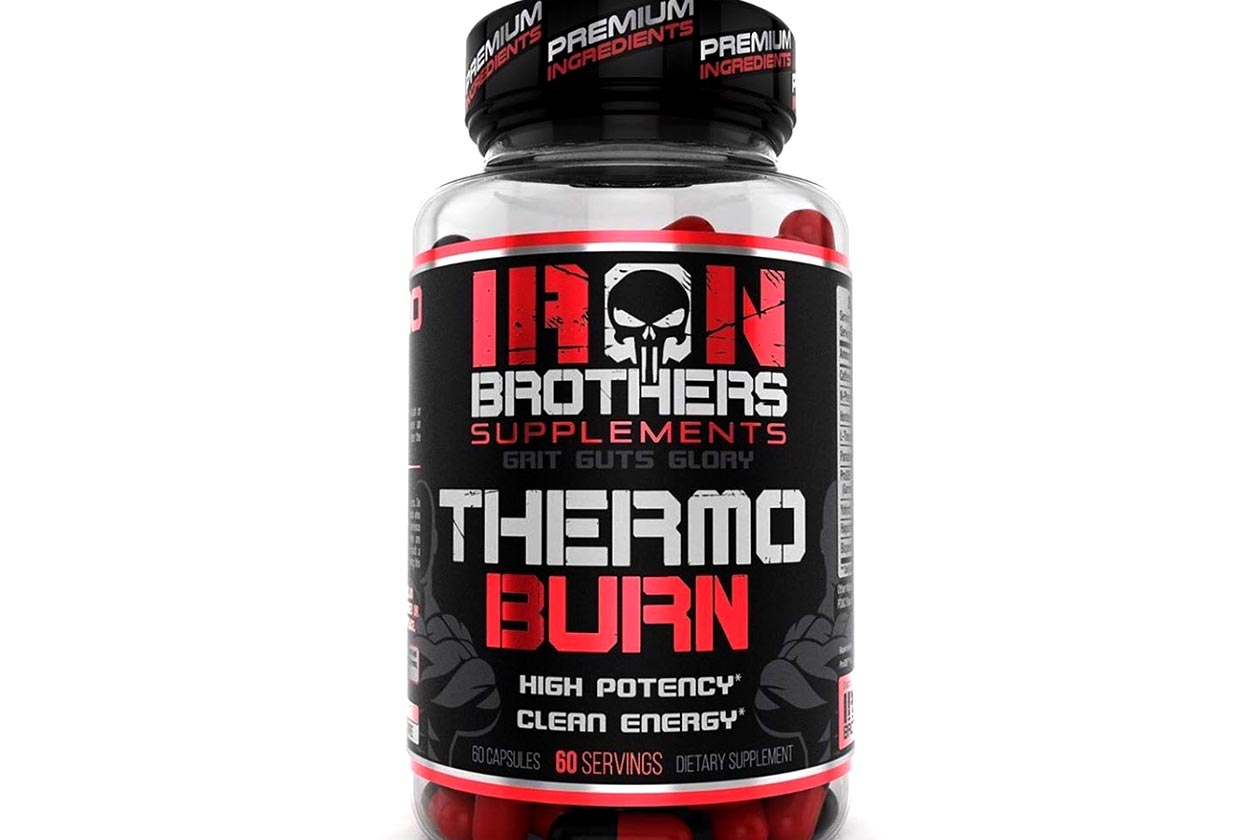 iron brothers supplements thermo burn