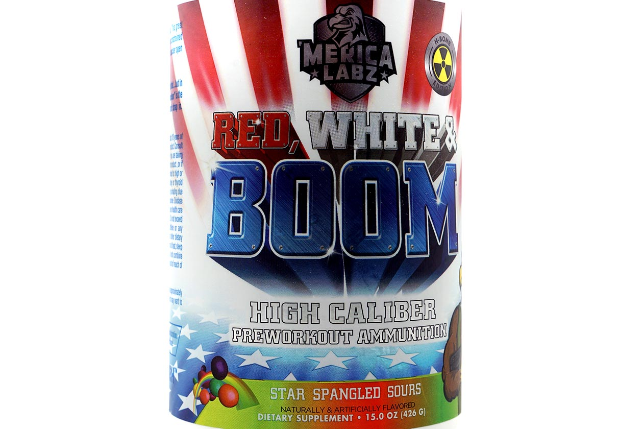 red white boom h bomb review