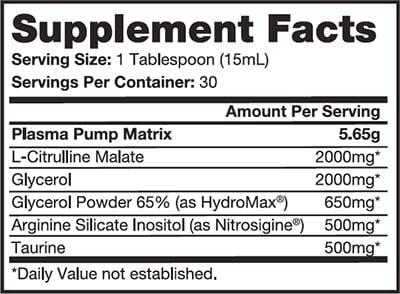 dr jekyll pump liquid shot