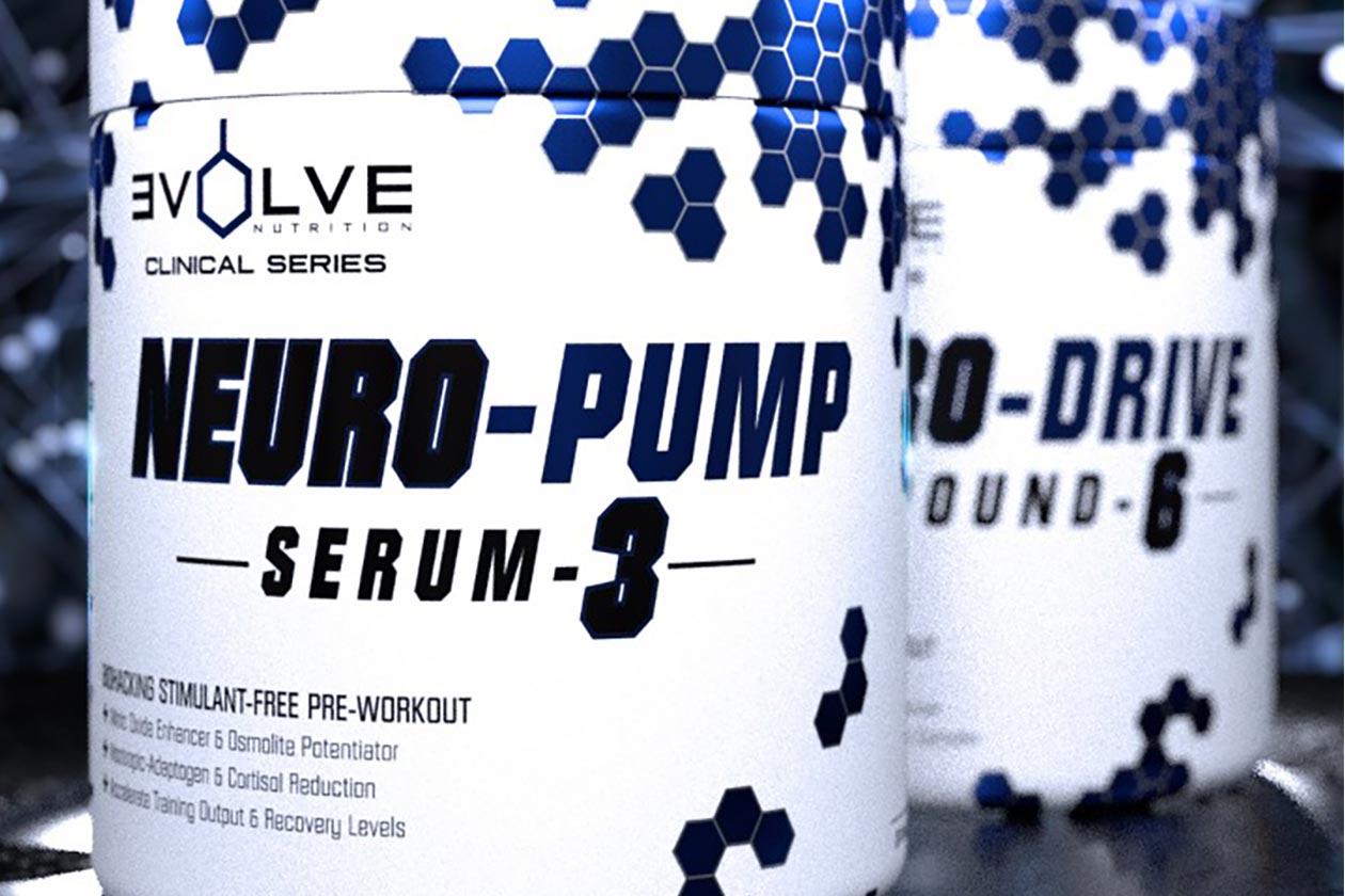 evolve nutrition neuro-drive