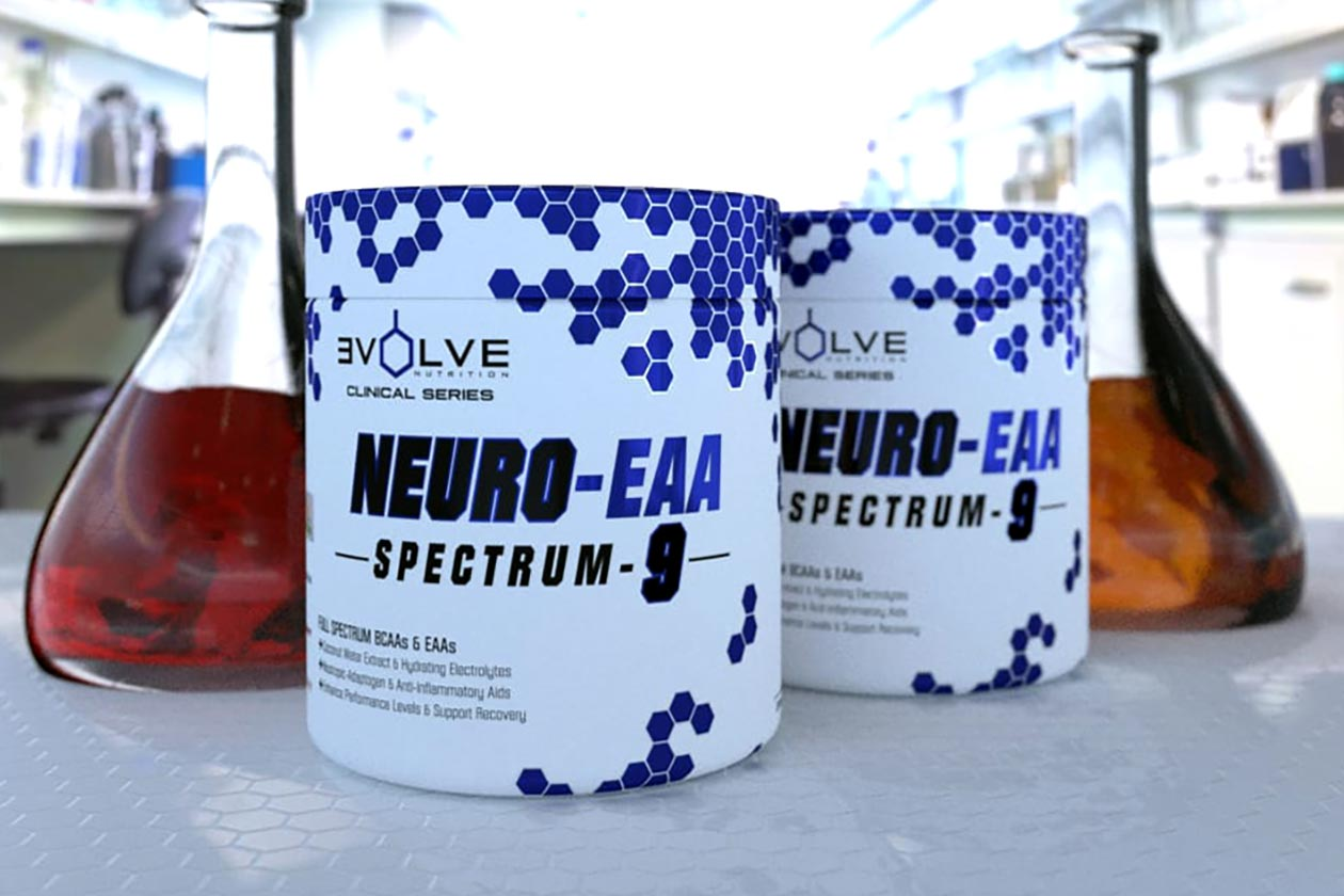 evolve nutrition neuro-eaa