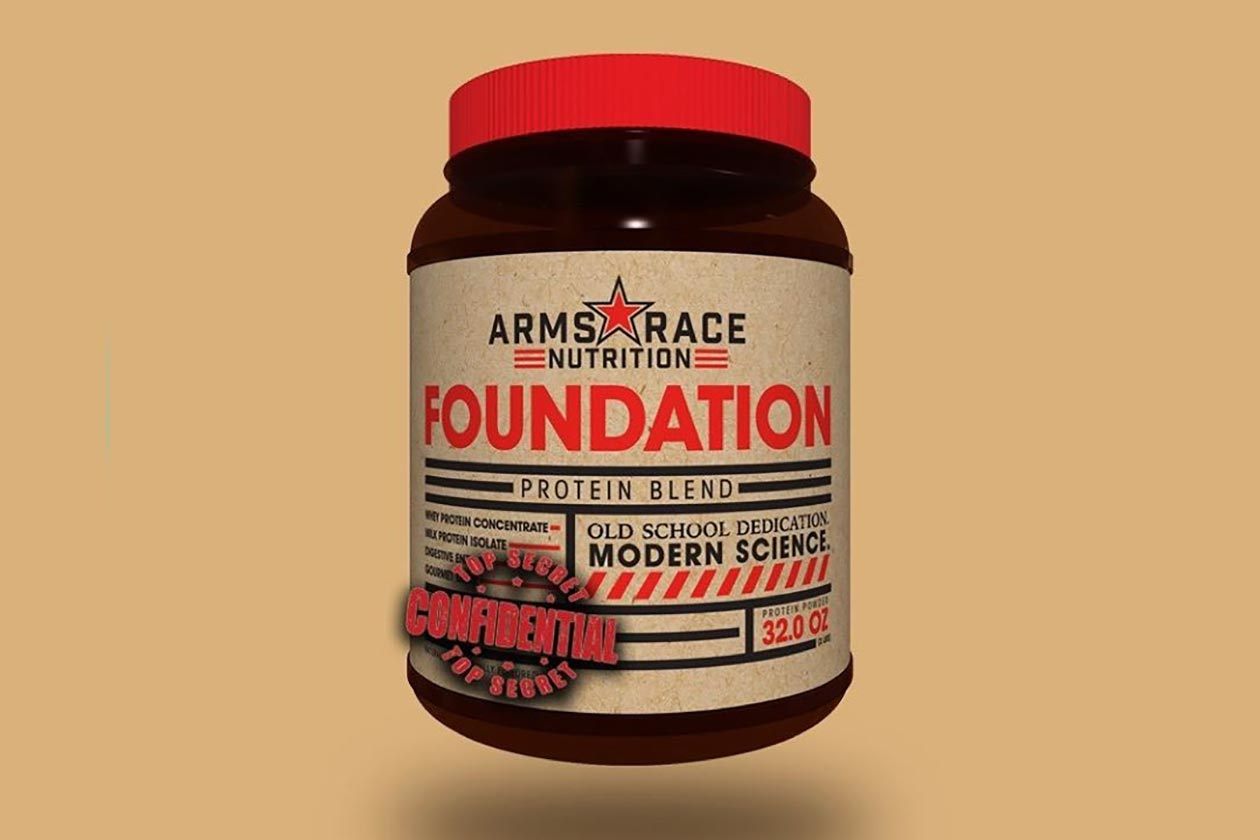 arms race nutrition foundation