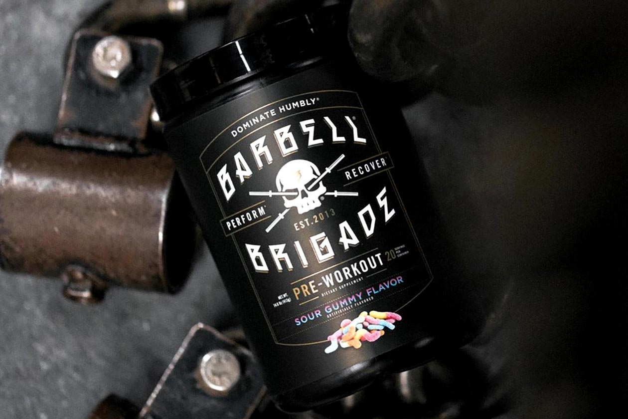 Barbell Brigade unveils its first supplement with a limited time pre-order