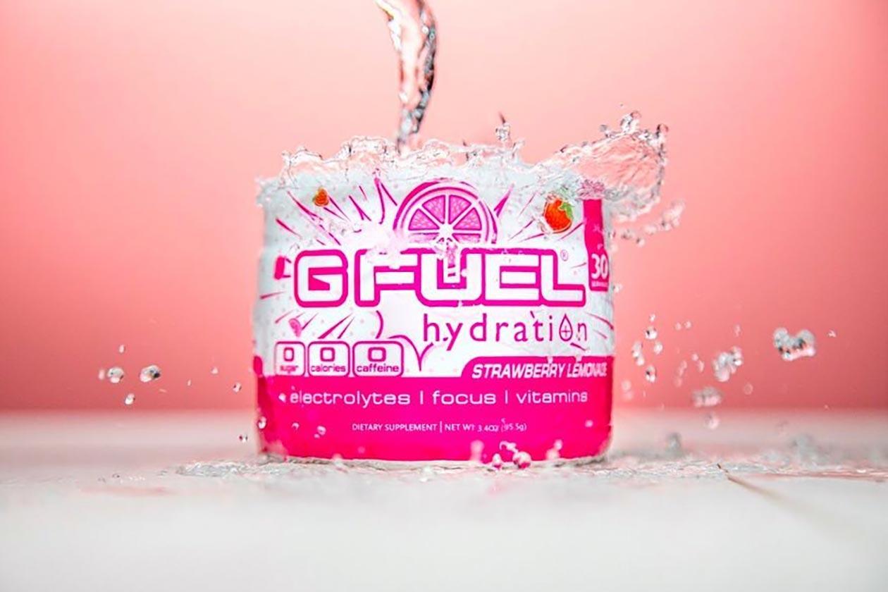 g fuel hydration