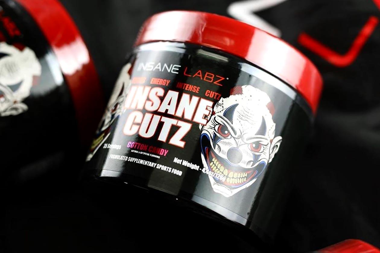 insane labz flavored insane cutz