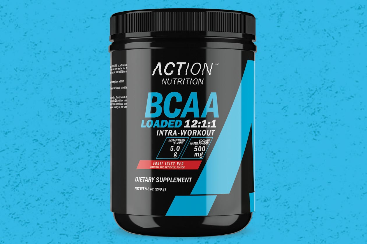 action nutrition bcaa loaded