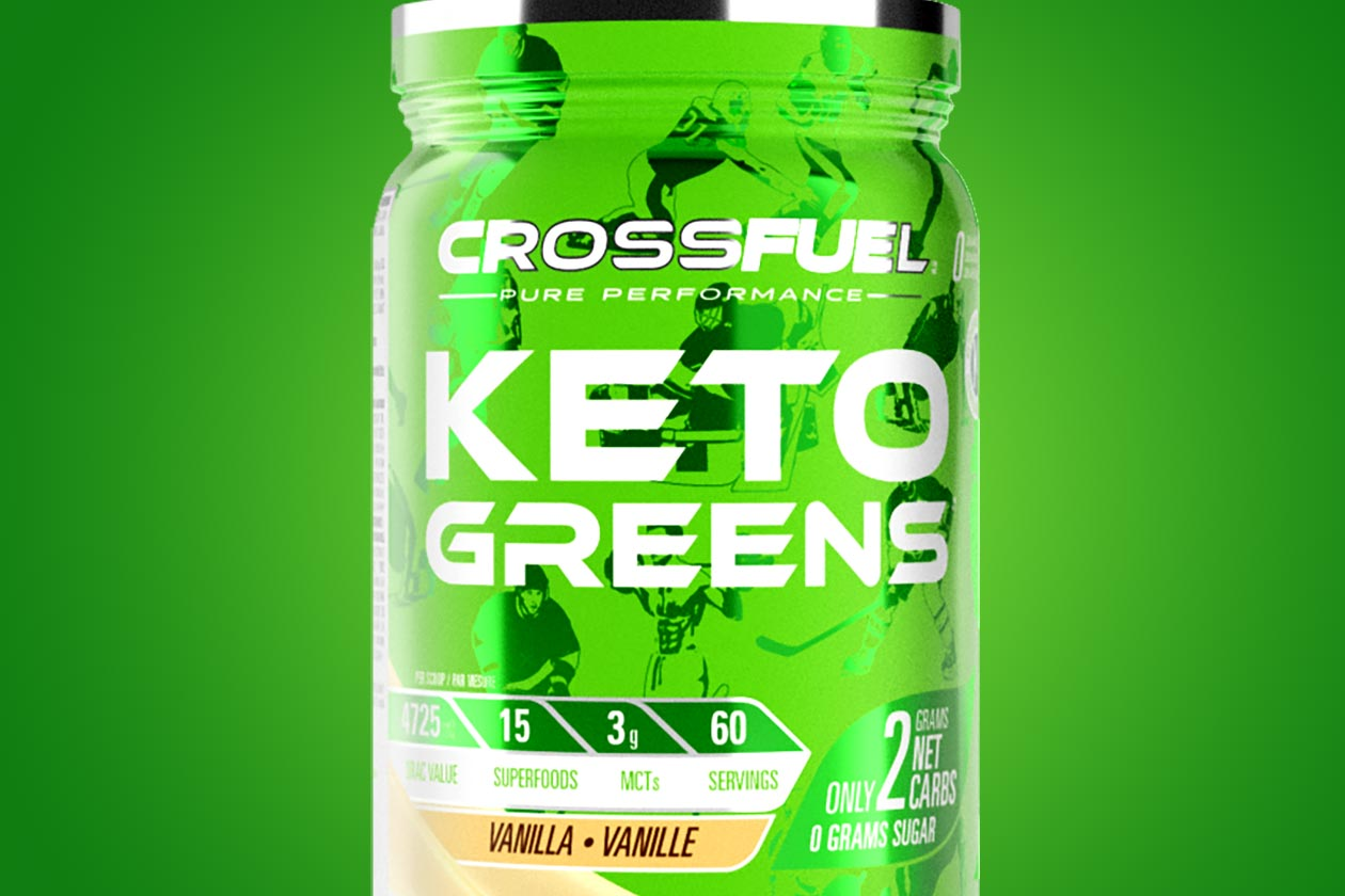 crossfuel keto greens