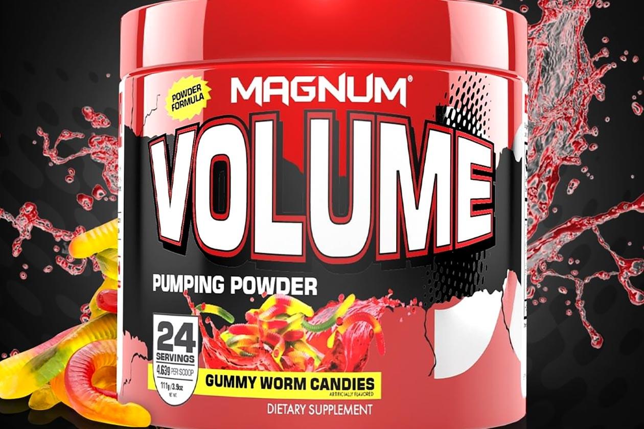 magnum volume pumping powder