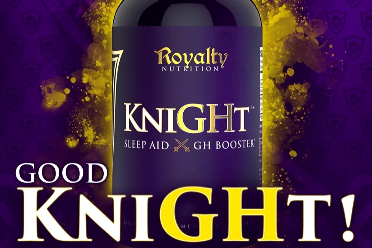 royalty nutrition knight
