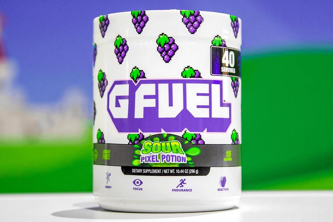 sour pixel potion g fuel