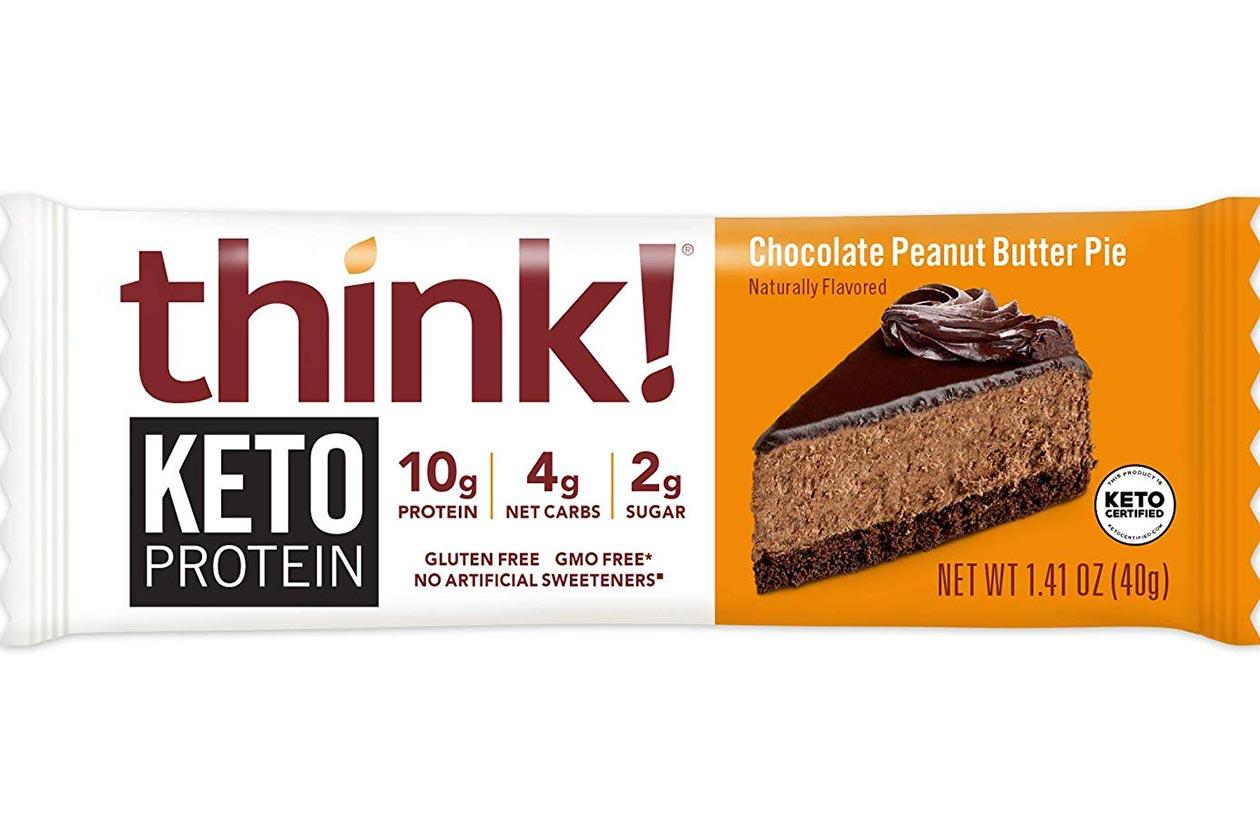 think keto protein bar