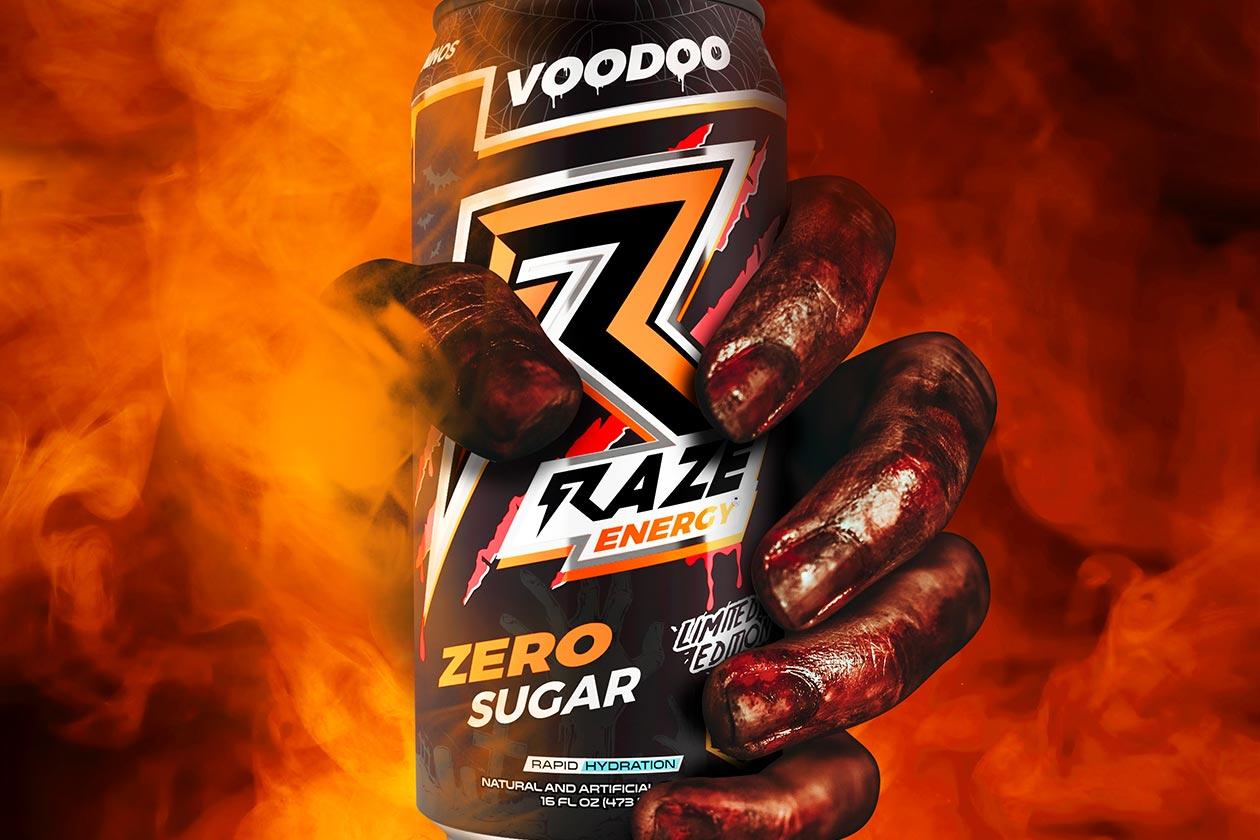 voodoo raze energy