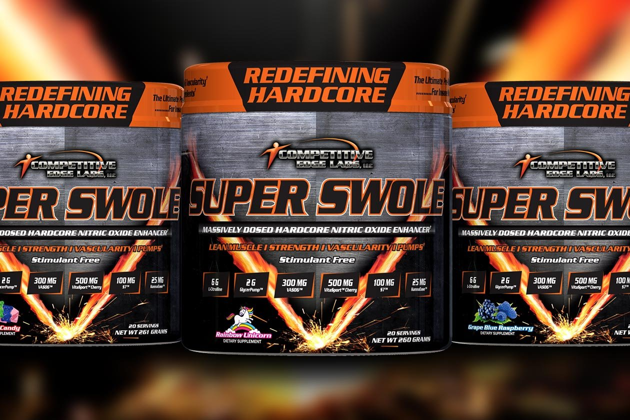 competitive edge labs super swole