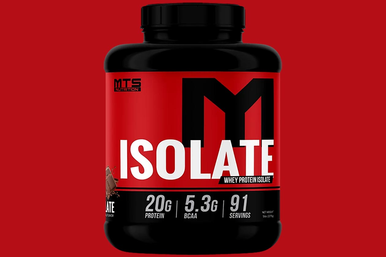 mts nutrition mts isolate