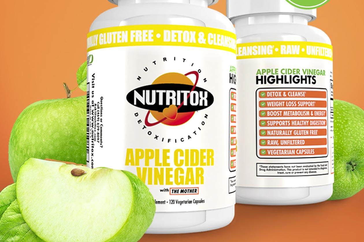 nutritox apple cider vinegar