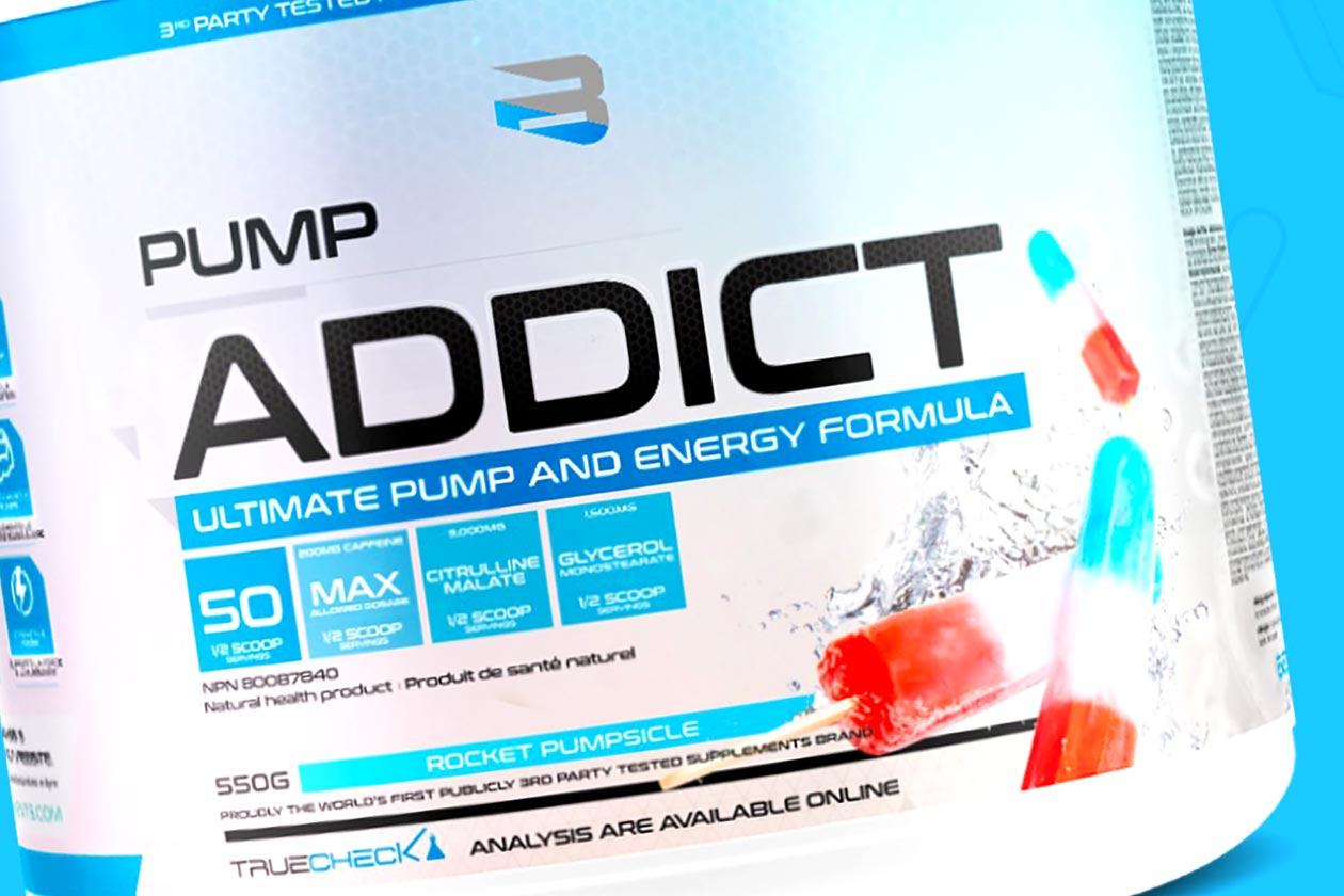 rocket pumpsicle pump addict