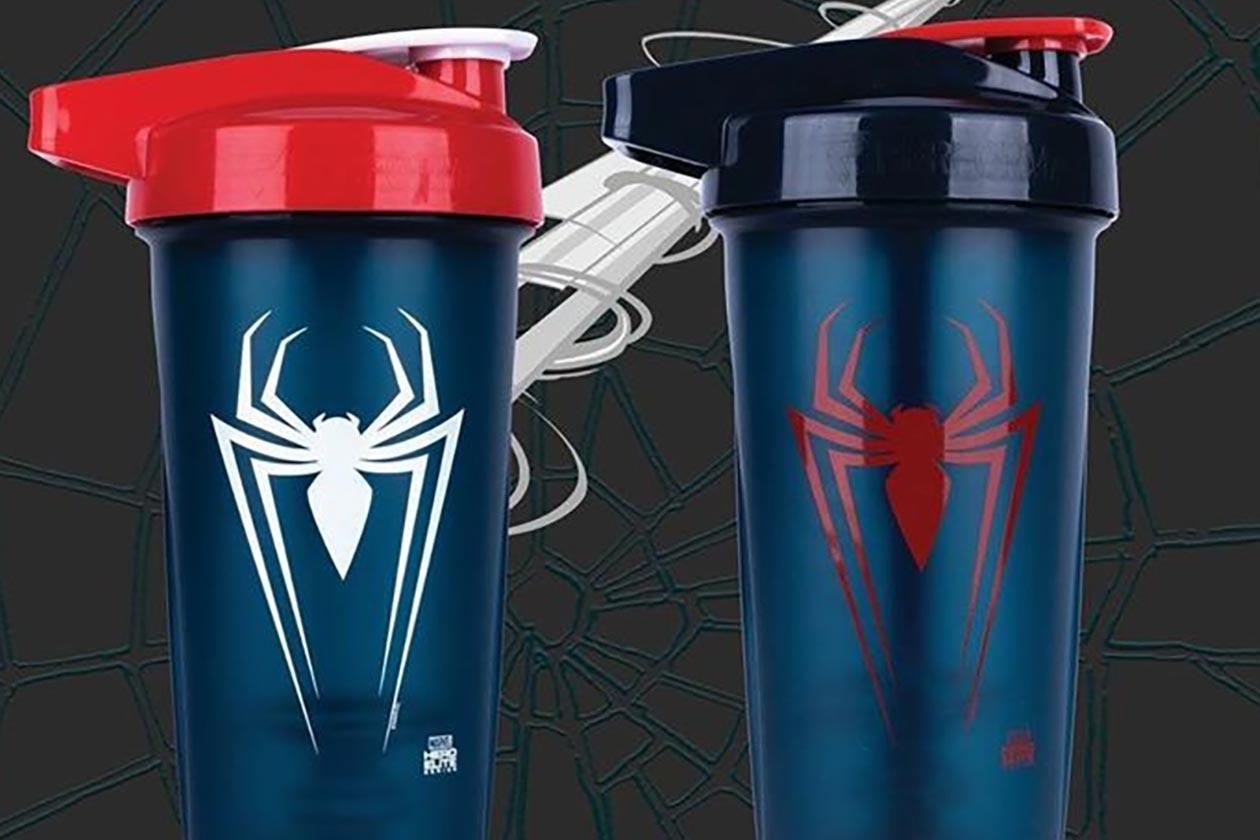 spider-man shaker