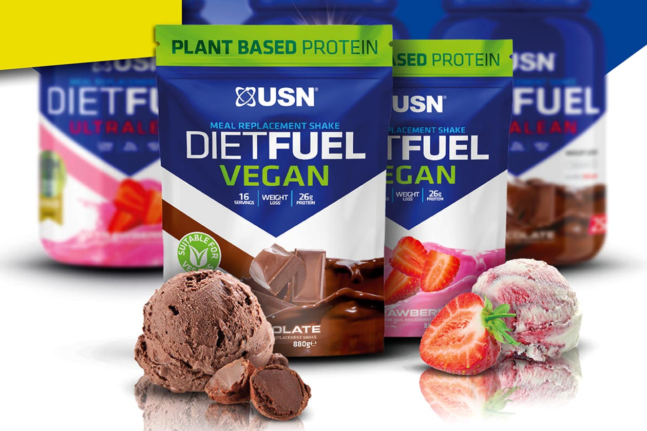 usn diet fuel vegan