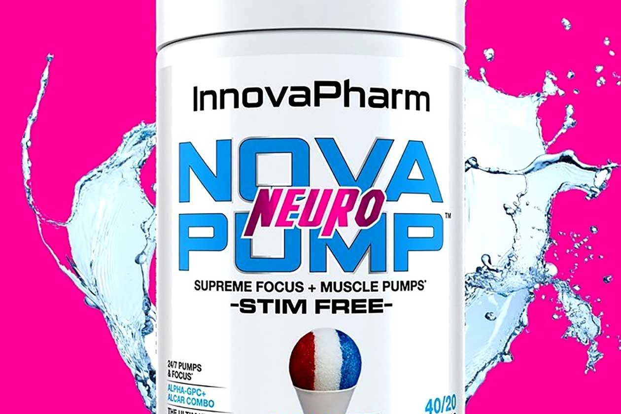nova pump neuro