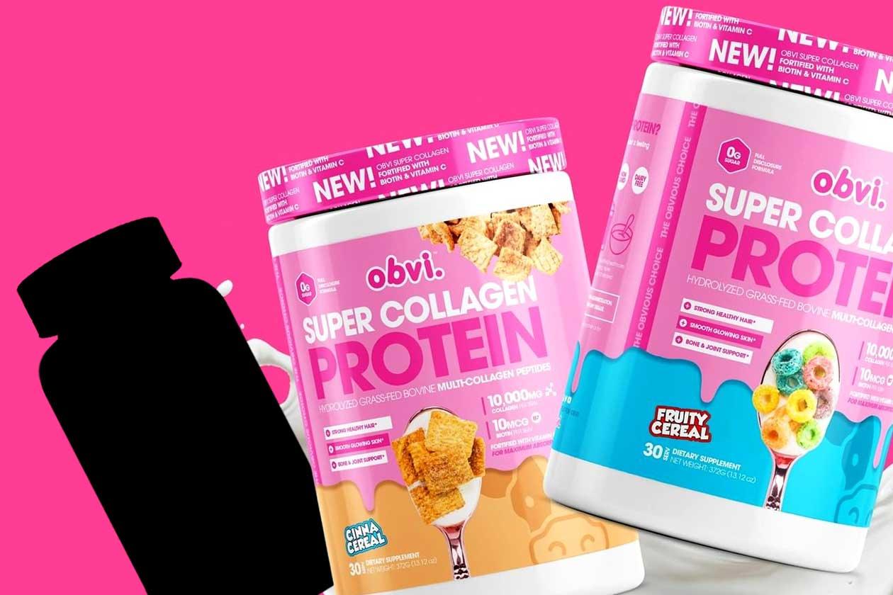 obvi vegan collagen booster