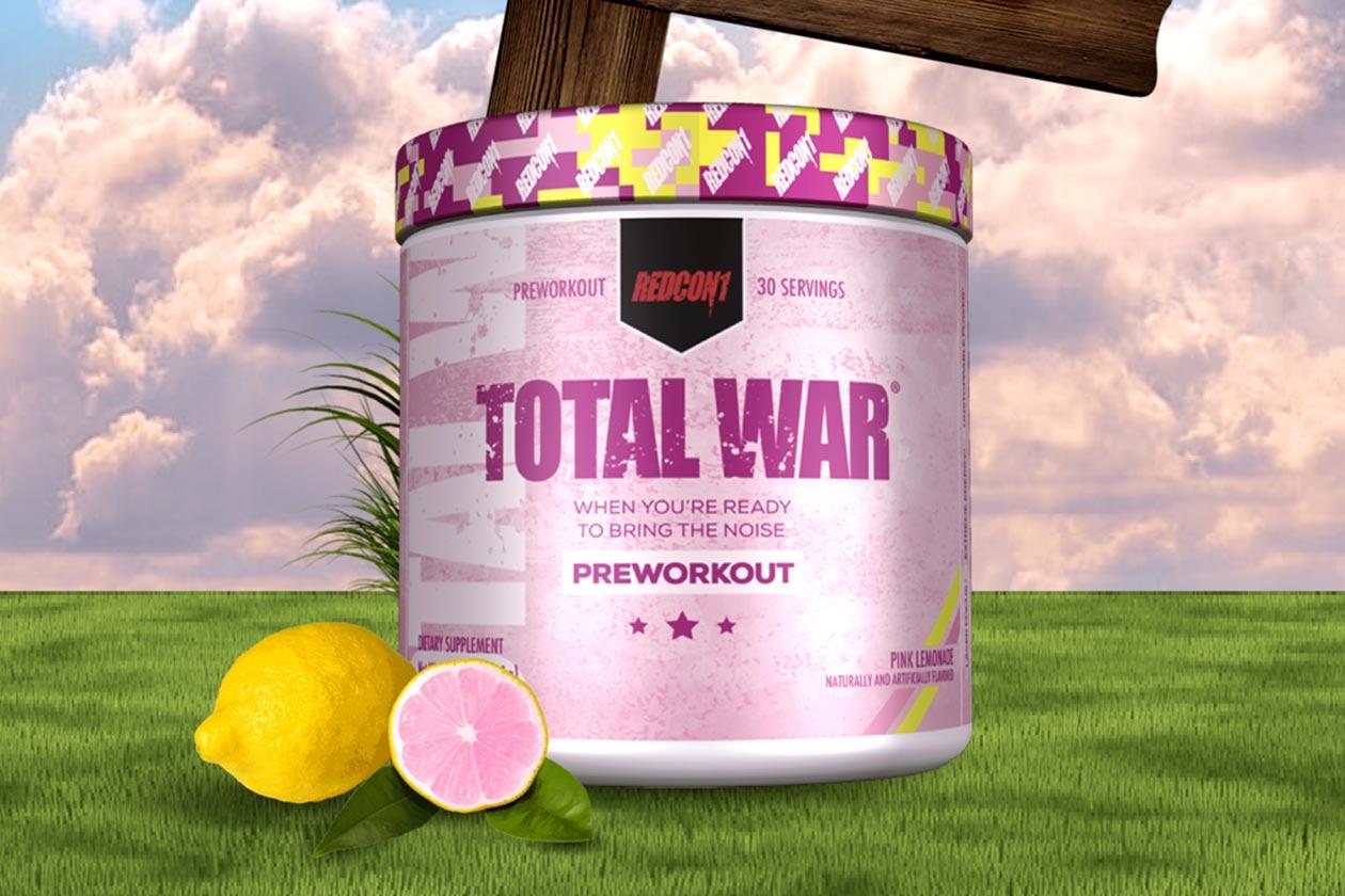 pink lemonade total war