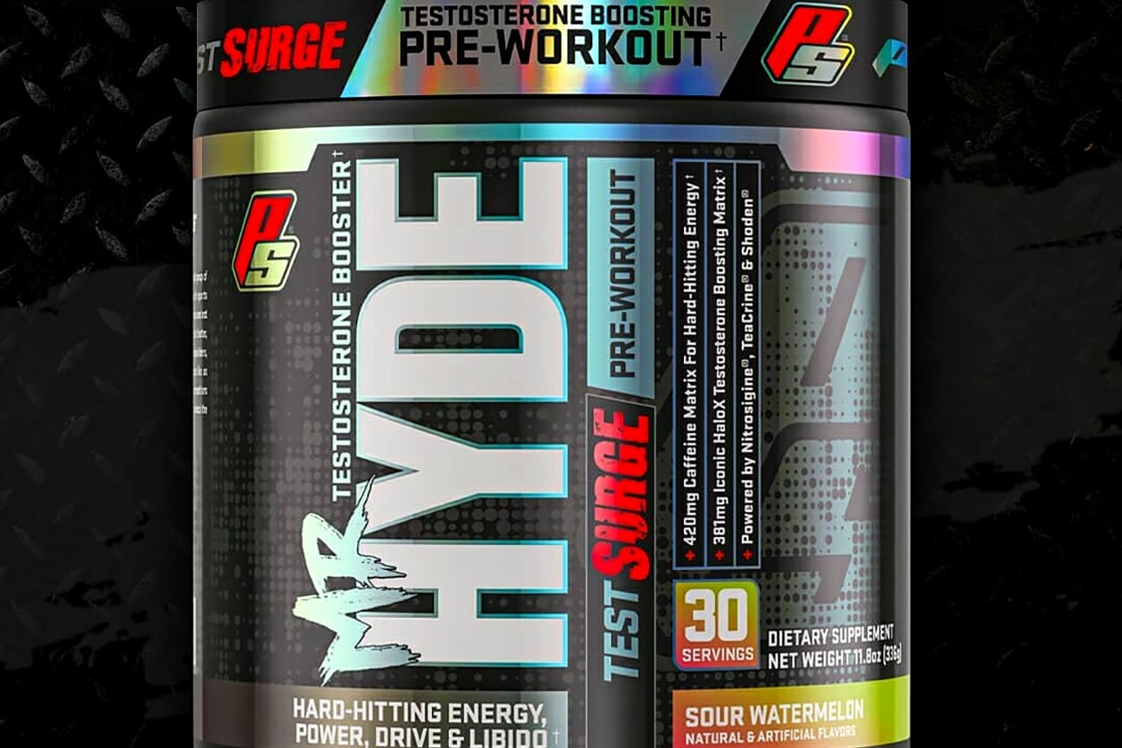 prosupps mr hyde test surge