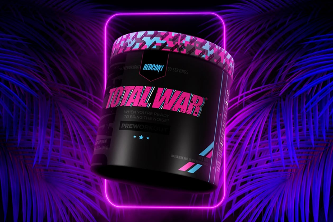 Six Redcon1 products launching Black Friday including Vice City Total War