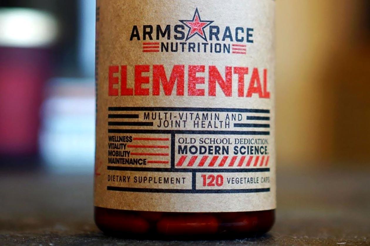 arms race nutrition elemental