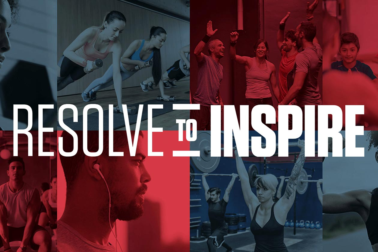 dymatize resolve to inspire